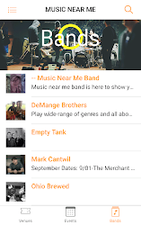 Download Music Near Me for android | Seedroid