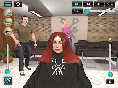 Digital Hair Simulator 1