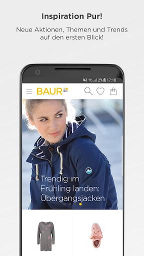 baur mode wohnen shopping app 1 3 5 apk by baur versand. Black Bedroom Furniture Sets. Home Design Ideas