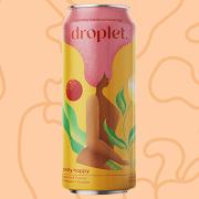 Droplet -  Passion Fruit, Cacao, Rhodiola Adaptogen Drink