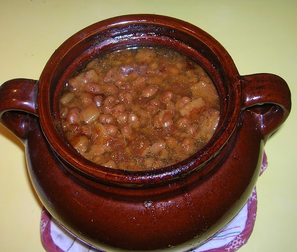 Old Fashioned Boston Baked Beans Recipe
