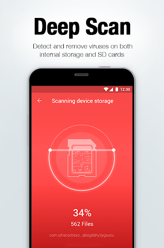 Virus Cleaner - Antivirus screenshot 2