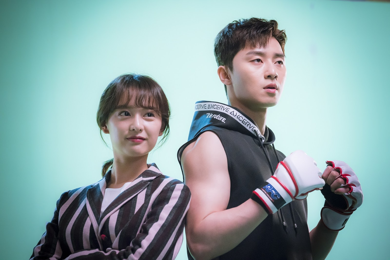 fight for my way couple