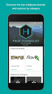 Weedmaps Marijuana Strains- screenshot thumbnail