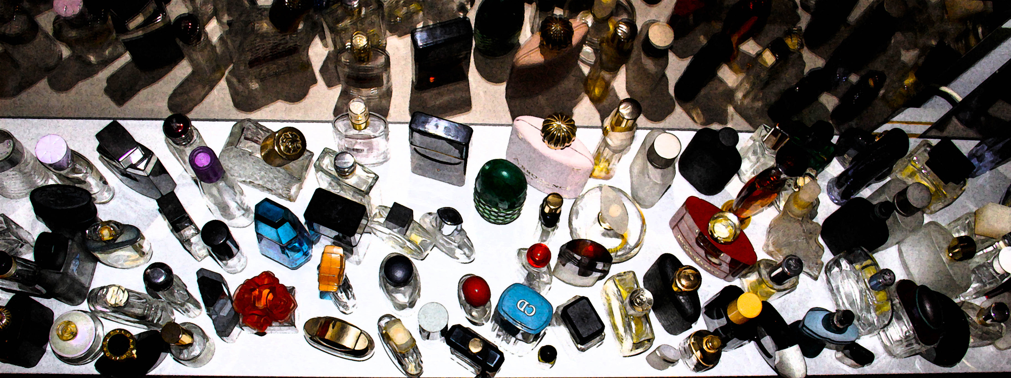 Perfumes collection di ringhio