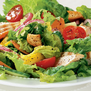 Tossed Green Salad Recipes