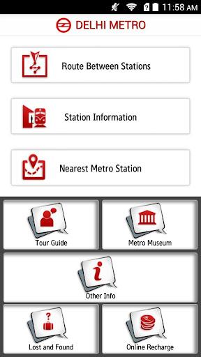 Delhi Metro Rail 6.3 screenshots 2