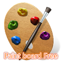 Paint board Free icon