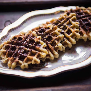 Seeded Almond Flour Waffles Recipe
