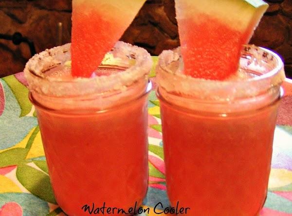 Watermelon Coolers Recipe
