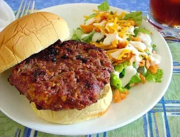 Original Cheddar Ranch Burgers