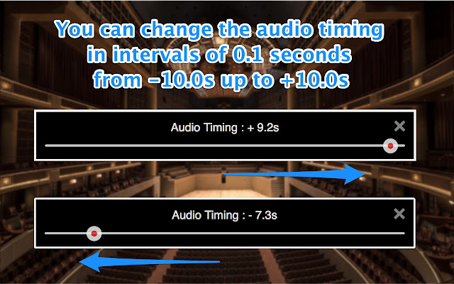 YouTube Audio Sync Tool