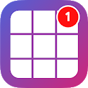 InstGrid Photo Grid Maker for instagram icon