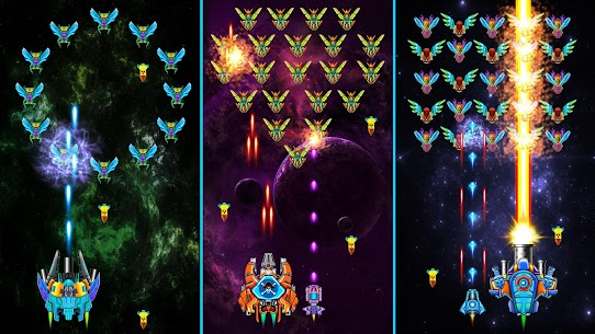 Galaxy Attack: Alien Shooter 29.3 7