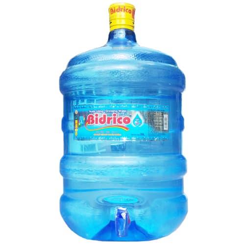 nước bình bidrico 20l