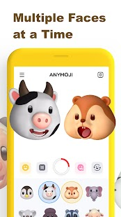 Anymoji - Emoji Face Recorder Screenshot