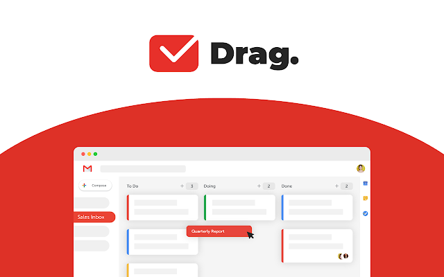 Drag: Organize and Share your Inbox