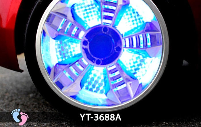 Xe Oto điện cho bé Maserati YT-3688A 13