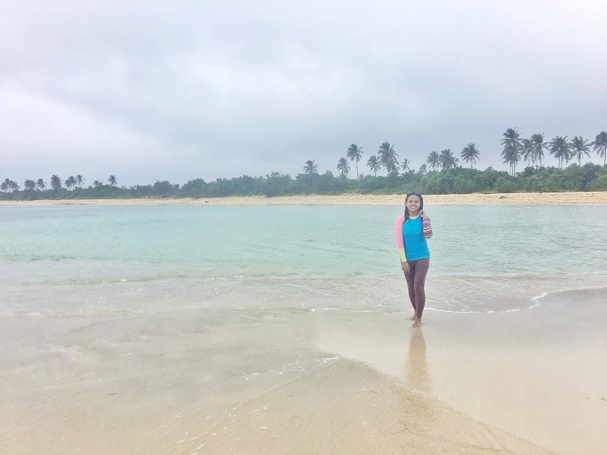 jomalig island buton sandbar
