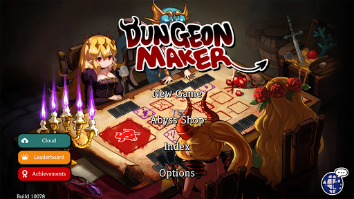 Dungeon Maker poster