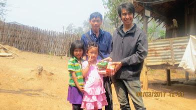 Photo: Baan Jia Jan Lahu village