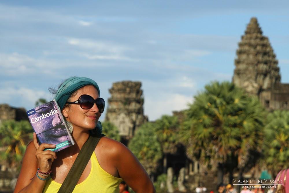 VIAJAR NO CAMBODJA   Dicas, roteiro, lugares a visitar e informação para preparar a sua viagem