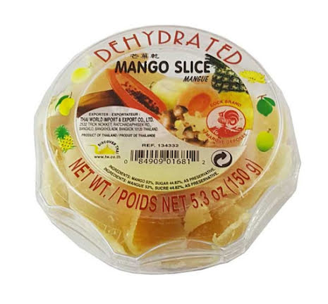 Dried Mango 150g Cock