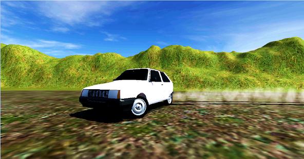 Oltcit Drift Simulator - náhled