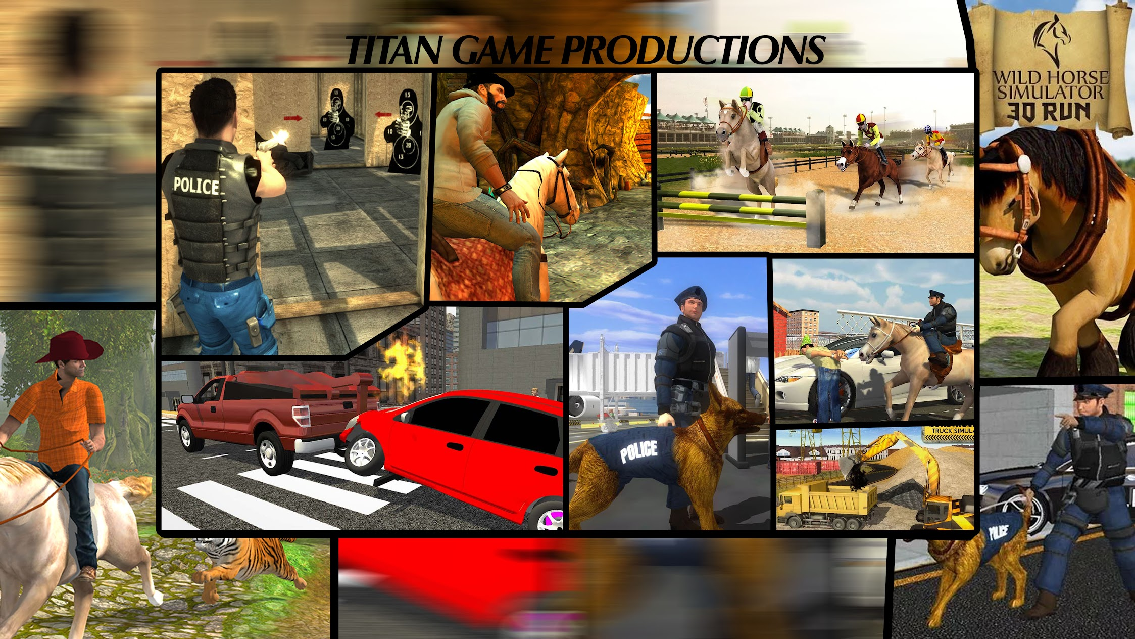 Titan Game Productions