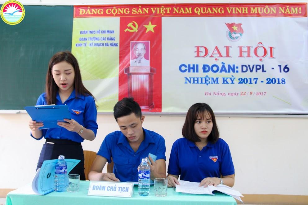 Đoàn Thanh Niên - Trường Cao đẳng Kinh tế Kế hoạch Đà Nẵng