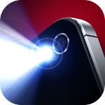 Flashlight : Bright LED Torch Icon