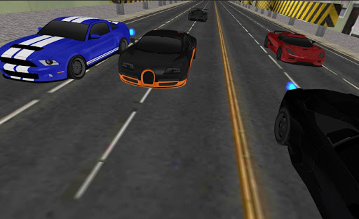 Car Racing 3D  captures d'u00e9cran 1