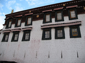 Photo: For most Tibetans the Jokhang Temple, a Buddhist temple on Barkhor Square in Lhasa, is the most sacred and important temple in Tibet.