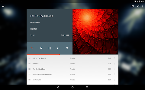 Shuttle+ Music Player v1.3.8