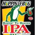 Logo of Hoppin' Frog Hoppin' To Heaven IPA