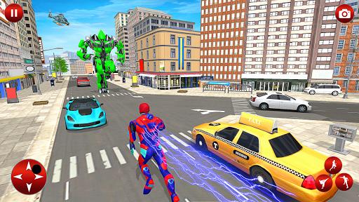 Superhero Robot Speed Hero apkpoly screenshots 16