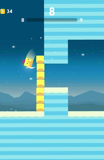 Stacky Bird: Hyper Casual Flying Birdie Game screenshots 11