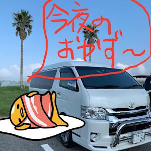ハイエース TRH216K 4WDのカスタム事例画像 安定の悪い大人☺️🥚とむとむ🥚さんの2021年10月27日11:46の投稿
