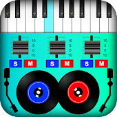 DJ Music Mixer - Multi song Player , Virtual DJ