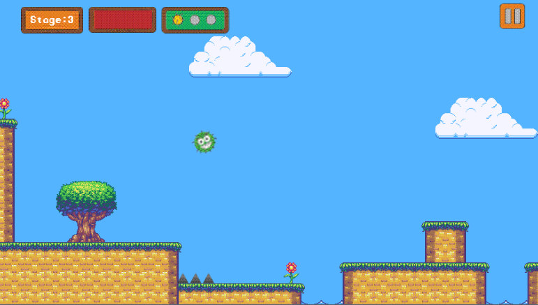 Monster Green- screenshot