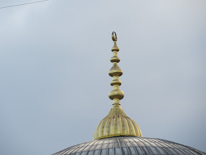 Photo: Moschea blu