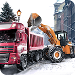 Loader & Dump Truck Winter SIM 1.3 (Mod Money)