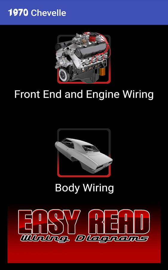 1970 chevelle wiring diagram android apps on google play 1970 chevelle wiring diagram screenshot