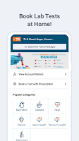 screenshot of ML Xpress(Myra): 2 Hours Medicine Delivery App
