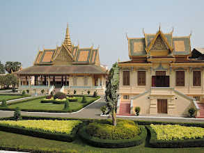 Photo: Phnom Penh, Königspalast