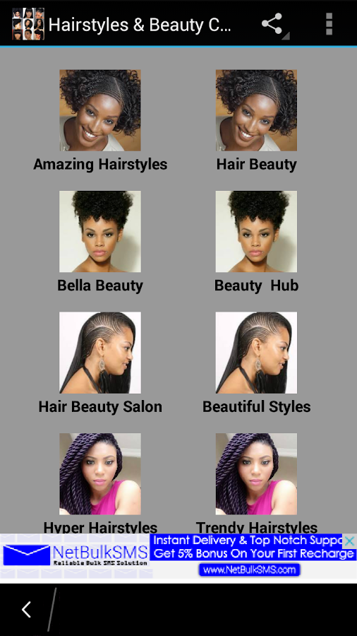 Hairstyles & Beauty Styles - Apps on Google Play