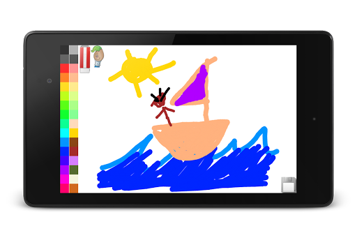 無料教育Appの幼児のための黒板|記事Game