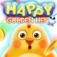 Happy Golden Hen
