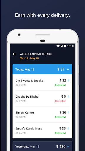 Swiggy Delivery Partner App 3.9.3 screenshots 3