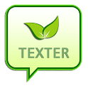 Texter SMS Pro Messenger icon